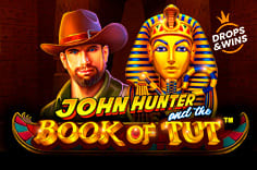 play fortuna — John Hunter and the Book of Tut™