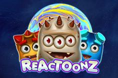 play fortuna — Reactoonz
