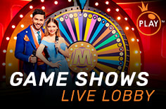 play fortuna — Game Shows Live Lobby