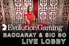 play fortuna — Baccarat & Sic Bo Live Lobby