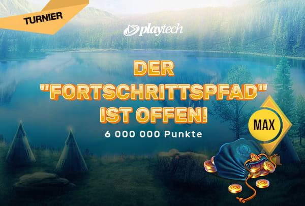 Website des Play Fortune